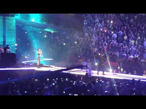 Puff Daddy live wrestlemania 29 {coming home }