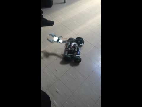 Vex robot movement