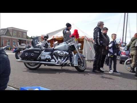 Koningsdag 2017 Assen met CS Riders