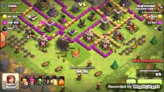 Clash of Clans EPIC 470 K Loot