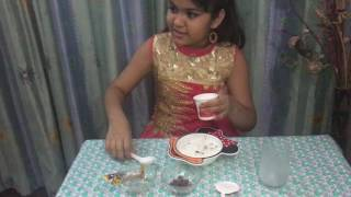 Mc Flurry | Milk Flurry | Easy And Quick Recipes For Kids | Fun Food For Kids | Cooking For Children