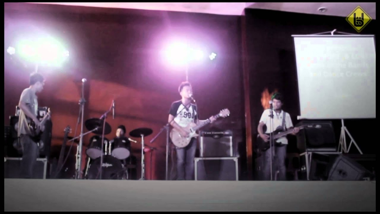 One of Us Cover by 7th Edition Band  ZRYM Louder Now! @ Teracota Z C