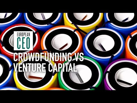How is crowdfunding disrupting the venture capital industry? | European CEO