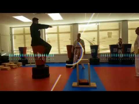 Jack Hertz Black Belt Test