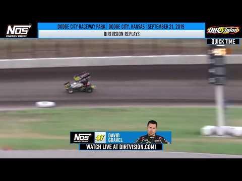 DIRTVISION REPLAYS | Dodge City Raceway Park September 21st, 2019
