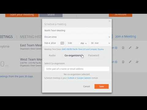 How To Host A Meeting With GoToMeeting