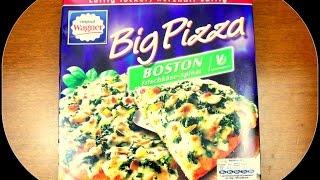 Wagner Big Pizza Boston getestet von WieEsWohlSchmeckt Deutsch