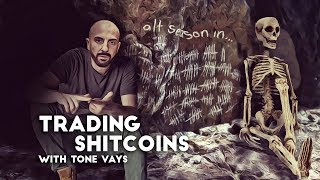 Trading Shitcoins - Only Cause US Congress is Interested :)