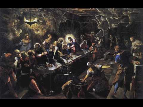 Tintoretto; Last Supper