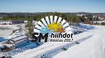 Keuruun SM-hiihdot 3.-5.2.2017