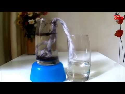 How to clean dirty water with a shoelace
