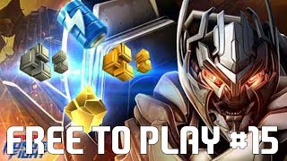 TRANSFORMERS : Forged To Fight - FREE TO PLAY #15 - ENERGON GRINDING