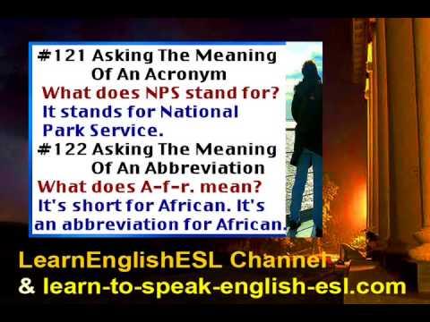 English Language Programs | Learn English Second Language Lessons