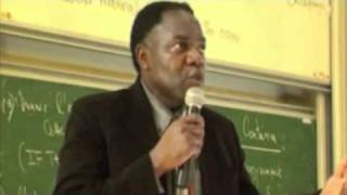 Dr Ernest Simo - Highlight 02 - University of Douala - Cameroon April 2010