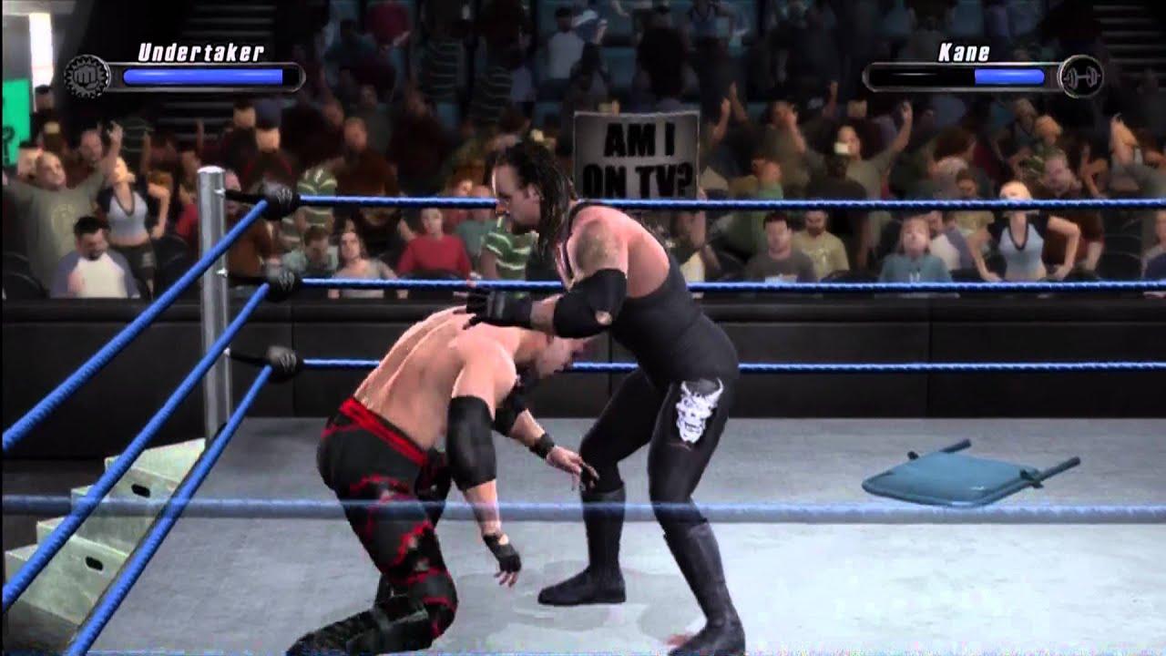 SVR2008: Undertaker Vs. Kane (Buried Alive Match) - YouTube  Wwe Undertaker Vs Kane Buried Alive Match