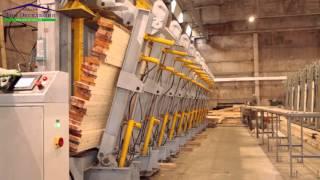 Производство клееного бруса компании