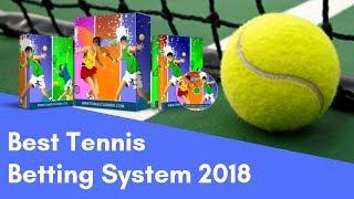 Tennis Goldmine Review | BEST TENNIS BETTING SYSTEM 2018 ?