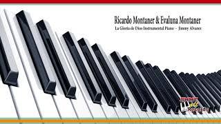 La Gloria de Dios - Ricardo Montaner Feat Evaluna -Instrumental Piano