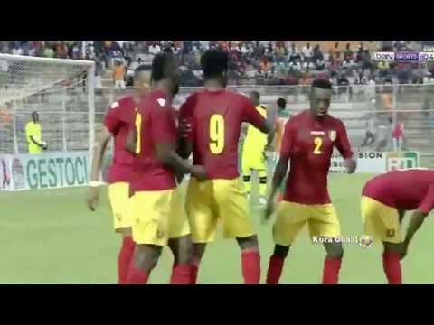 Côte d'Ivoire 2-3 Guinée - Résumé des Buts