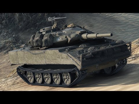 World of Tanks XM551 Sheridan - 5 Kills 8,3K Damage