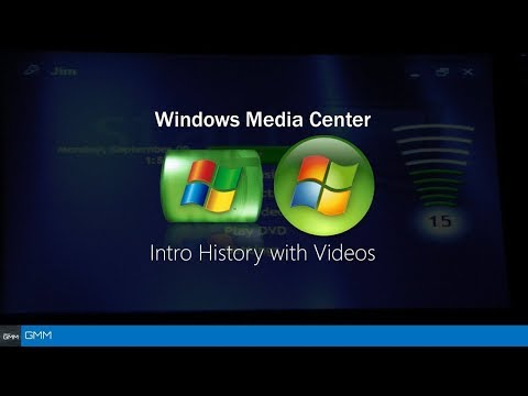 Windows Media Center Intro History With Other Videos