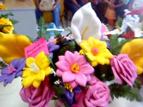 Flores De Fomi Exposicion