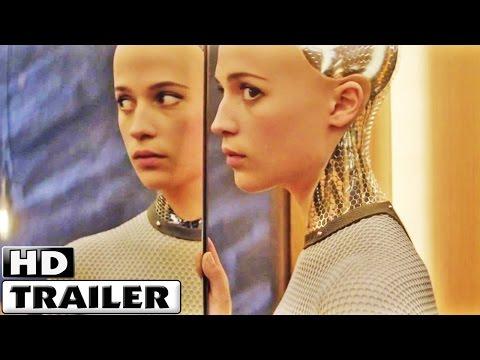 EX MACHINA Trailer  Español 2015