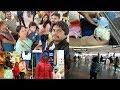 My 1st international travel vlog   how I managed 2 kids in my travel
