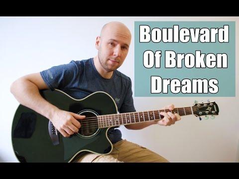 boulevard of broken dreams pdf