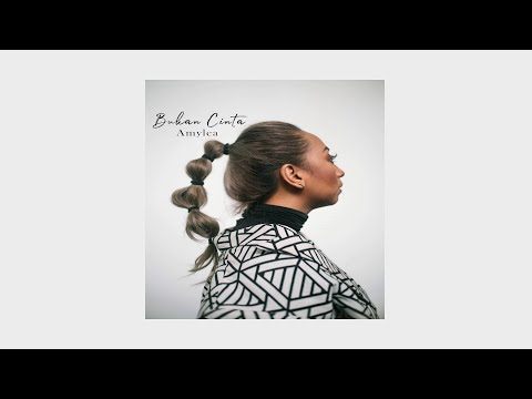 OST CARI AKU DI SYURGA - Bukan Cinta - Amylea (Official Lyric Video)