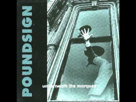 Poundsign - I had a nightmare (and you were in it)