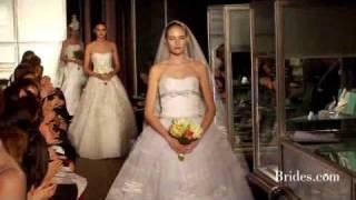 Brides.com - Carolina Herrera Spring 2010 Runway Show
