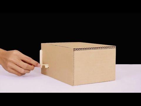 How to Make a Secret Box | Very Easy