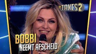Bobbi Eden verlaat It Takes 2: bekijk hier haar hoogtepunten