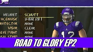 SO ITS LIKE THAT - NCAA FOOTBALL 2011 ROAD TO GLORY EP2