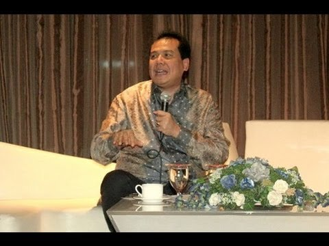 Chairul Tanjung: Entrepreneurial Leadership