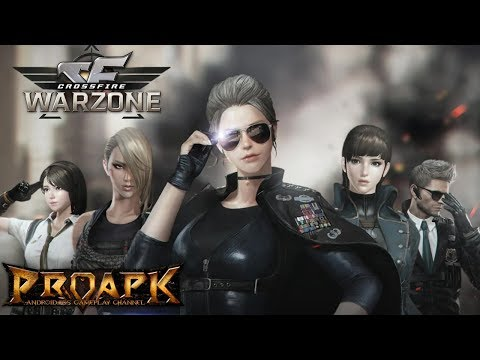 CrossFire: Warzone Android