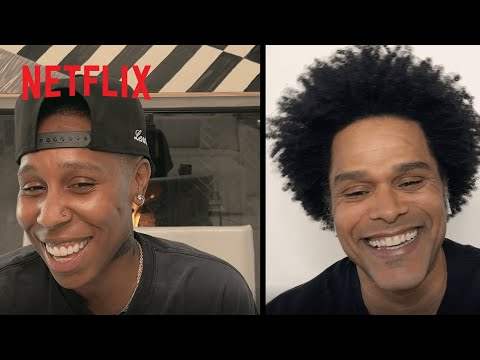 Master of None   A Conversation with Lena Waithe and Maxwell   Netflix