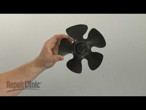 Condenser Fan Blade - Frigidaire Refrigerator