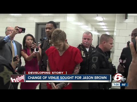 Jason Brown asks for change of venue in Southport officer murder trial