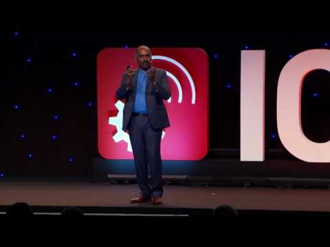 User Driven Innovation for IoT: One Customer, One IIC Test Bed At a Time - Jayraj Nair, Infosys