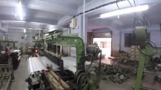 shakti 2500 semi automatic power loom by shakti auto looms manufacturing pvt ltd