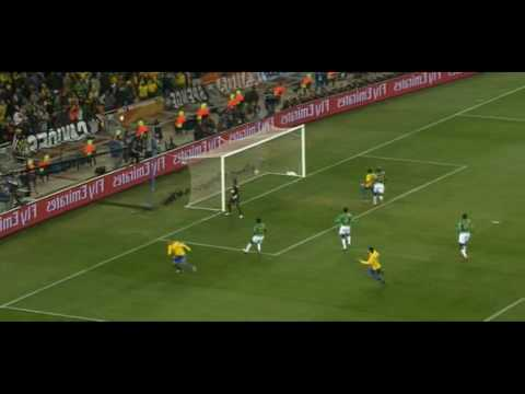 Brazil vs Ivory  Coast  3 : 1 All Goals and Highlights (David Holmes) HD