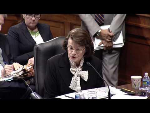 Senator Feinstein on Merrick Garland Nomination