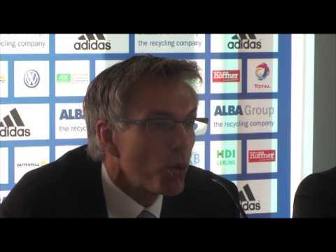 Saison-PK: Gordon Herbert