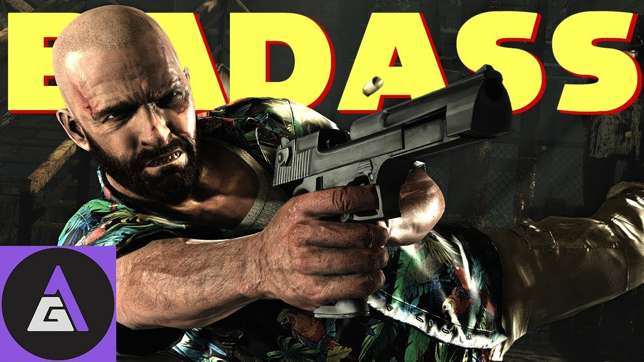 Top 11 Video Game BADASSES