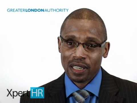 Why Greater London Authority use XpertHR