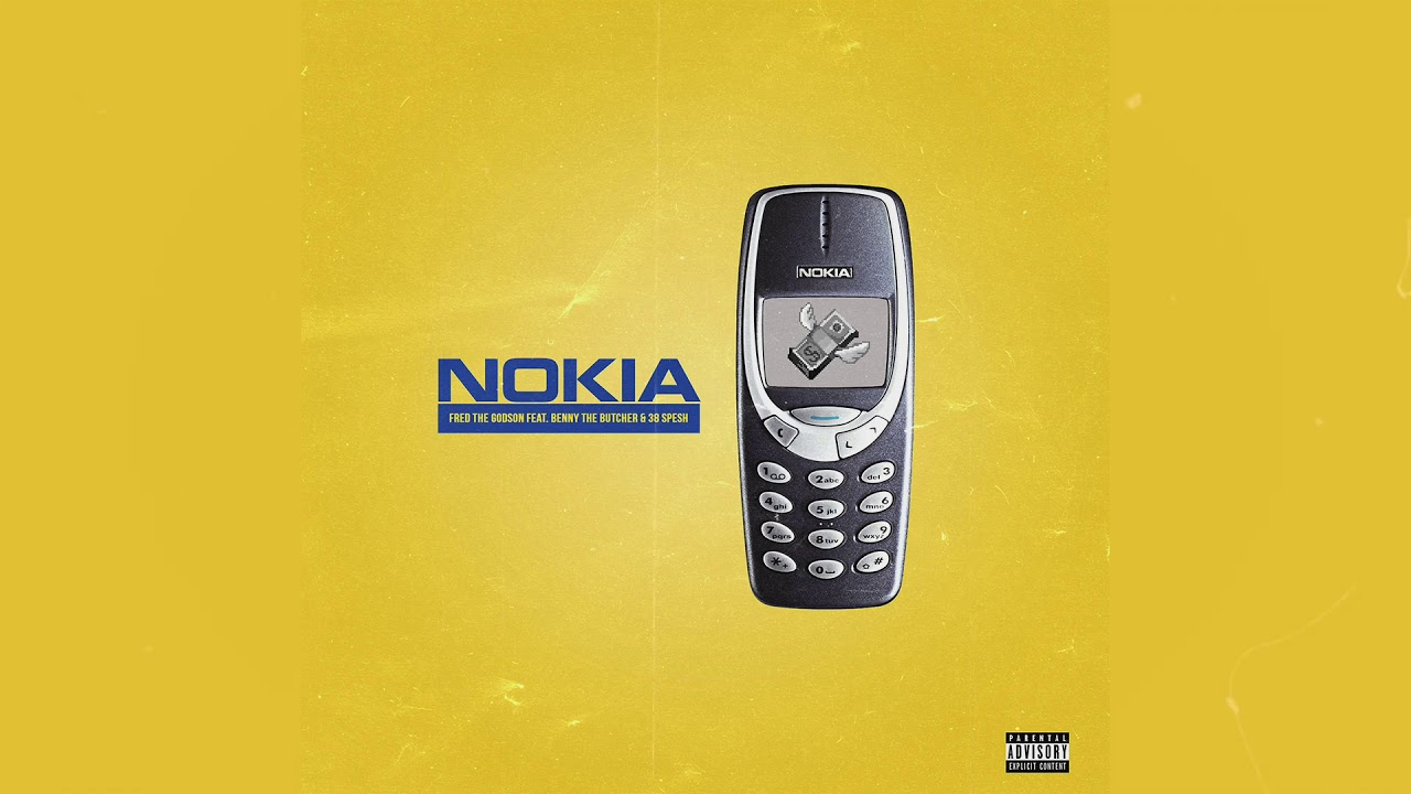 Fred The Godson - Nokia Ft. Benny The Butcher & 38 Spesh (Official Audio) #GodLevel