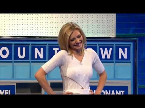 Rachel Riley 8 Out Of 10 Cats Does Countdown 7x02 2015 05 15 2100c Youtube