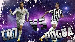 Paul Pogba VS Cristiano Ronaldo ■ Goals & Skills ■ 2017  HD *-*
